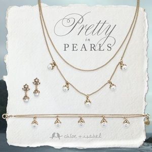 Chloe + Isabel Royal Thistle Delicate Necklace